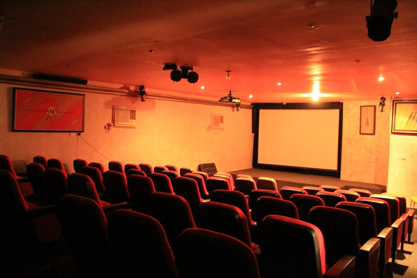 our cinema hall
